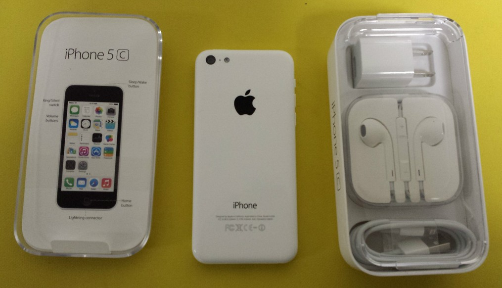 Brand New IPhone 5c 16 GB Original Korean A+ Clone
