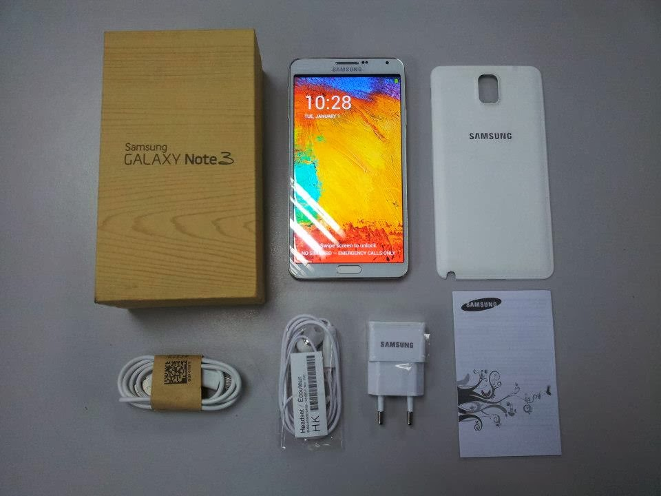 samsung galaxy note 3 korean high copy mobile for sale very